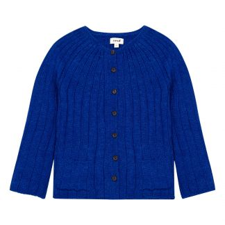 Cardigan Oversize Dominica Rot Indee Mode Teenager , Kind