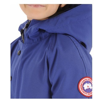 21ed281e1 Oliver Down Jacket Blue Canada Goose Fashion Teen , Children