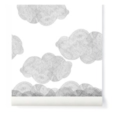 product-Bien Fait Cloudy Wallpaper 182x280 cm -2 lés