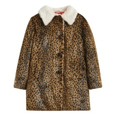 product-Bellerose Hoax Faux Fur Leopard Coat