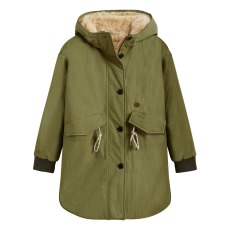 product-Bellerose Parka Fourrée Capuche Habit