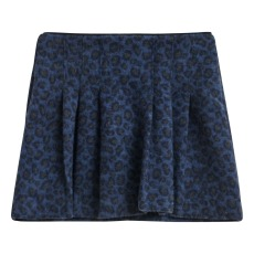 product-Bellerose Pleated Leopard Skirt