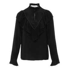 product-See by Chloé Blusa Volantes