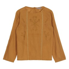 product-Emile et Ida Lace Blouse