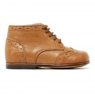 c0ecdaf3f9 Lord Ankle Boots Cognac