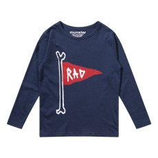 product-Munsterkids Flag Pole Long Sleeve T-shirt