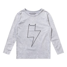 product-Munsterkids T-shirt Manches Longues Bolter