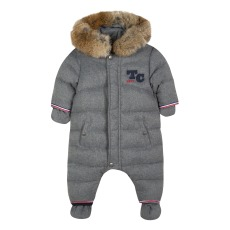 product-Tartine et Chocolat Flannel Snowsuit