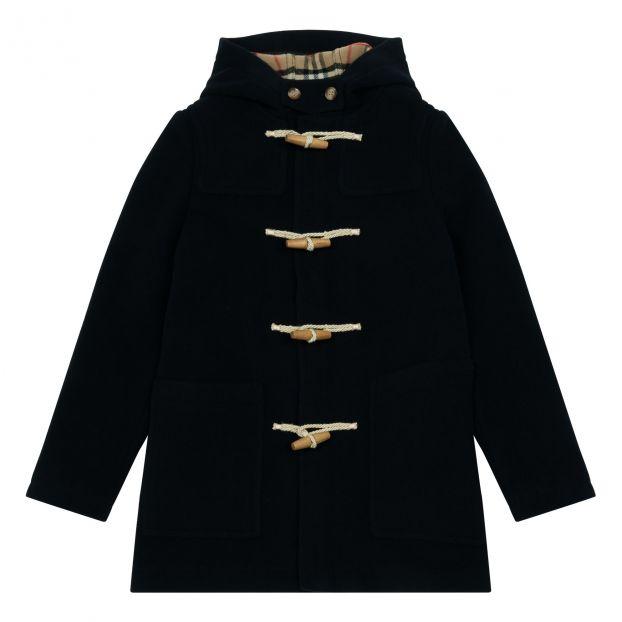 Duffle Coat Burford Navy