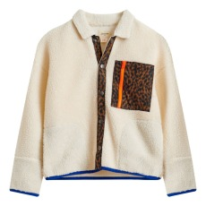 product-Bellerose Billy Sherpa Style Button Jacket