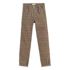 product-Bellerose Pantaloni a quadrattini pittore
