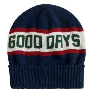 d55480a9f Good Days Goves Beanie Hat Navy blue