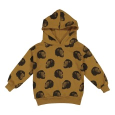 product-Moumout Sweat Capuche Homer Lion