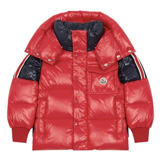 7a121d967 Sigean Down Jacket Red