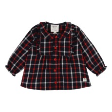 product-Carrement Beau Checkered Blouse