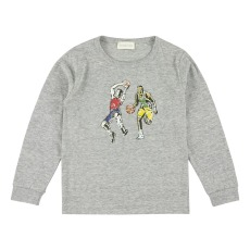 product-Simple Kids Sneaker T-Shirt