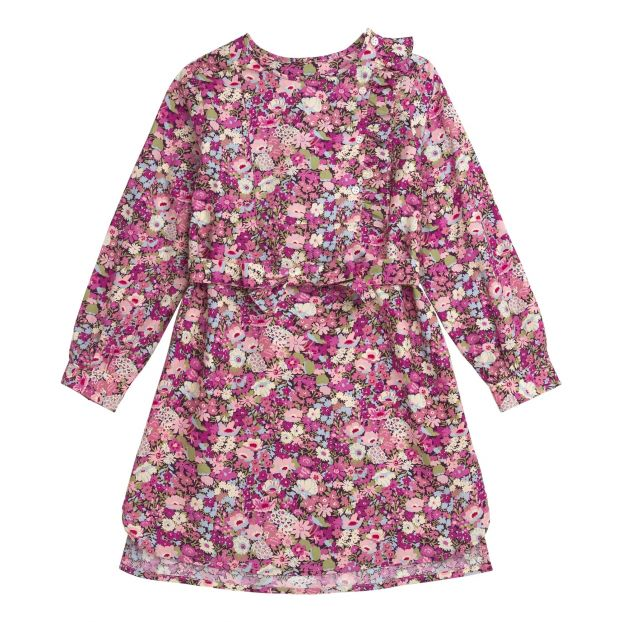 6728b7a05 Macy Exclusive Liberty Print Dress Pink