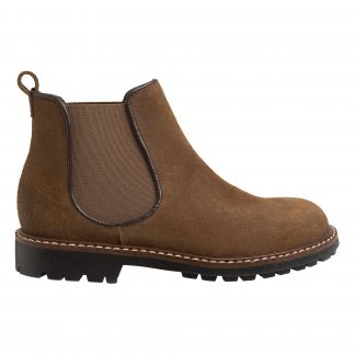 b14a5aec46bd6 Matis Chelsea Boots Camel