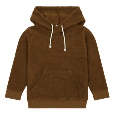product-Morley Krane Terry Cloth Hooded Sweatshirt