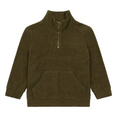 product-Morley Zip Collar Sweatshirt