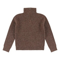 product-Morley King Cashmere Zip Collar Jumper