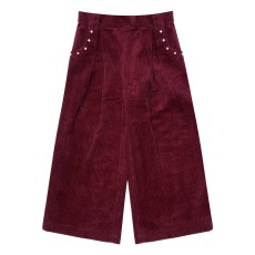 product-Velveteen Shannon Corduroy Trousers