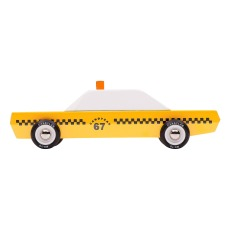 product-Candylab Candycab Taxi - Wooden Toy