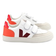 product-Veja V-12 Leather Trainers