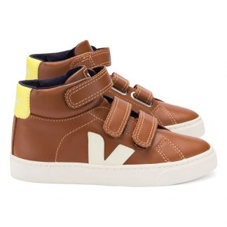 c3ab8ef7 Veja Esplar Hi-Top Leather Trainers-listing
