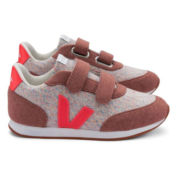 low priced 7ada1 d465a Sneakers Flanella Arcade Rosa antico