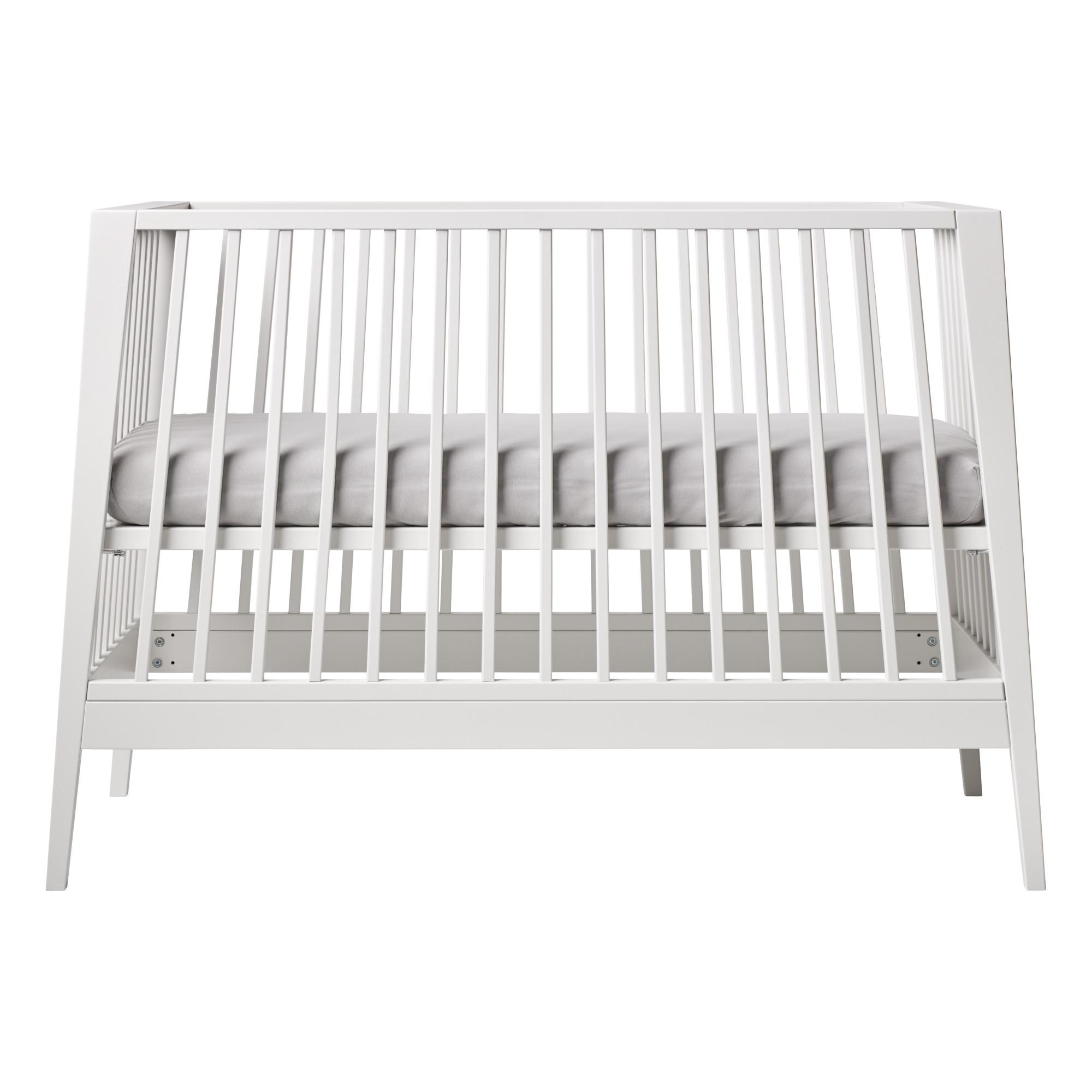 Nett: Babybett 60x120 Linea weiß