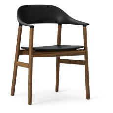 product-Normann Copenhagen Poltrona Herit in rovere affumicato