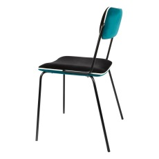 product-Maison Sarah Lavoine Double Jeu Velvet Chair