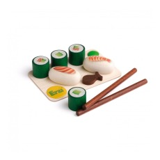 product-Erzi Sushi Platter Toy Set
