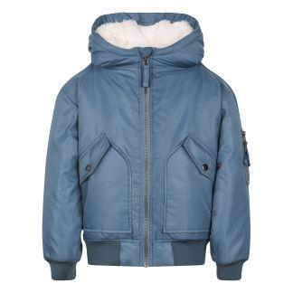factory outlets speical offer reasonably priced Blouson Fourré New Baltimore Bleu ciel