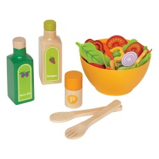 product-Hape Salad Toy Set