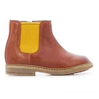 Boots Retro Jodzip Caramel