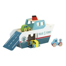 product-Vilac Vilacity Wooden Ferry Toy
