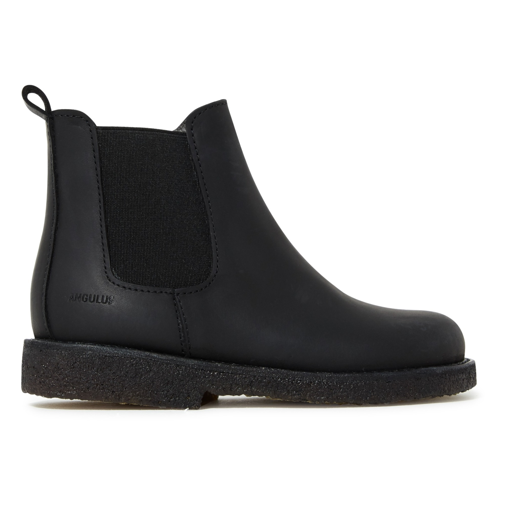 Chelsea Boots Huilées