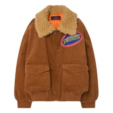 product-The Animals Observatory Tiger Velvet Jacket