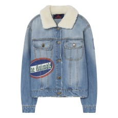 product-The Animals Observatory Veste Denim Foal