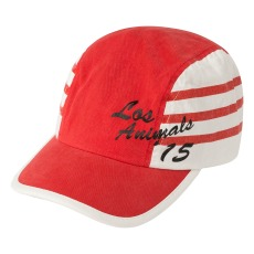 product-The Animals Observatory Hamster Stripe Cap
