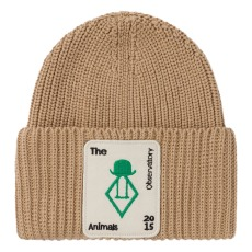 product-The Animals Observatory Plain Pony Beanie Hat
