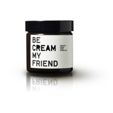 product-Be Soap My Friend Crema viso e corpo, olio di mandorle