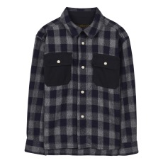 product-Finger in the nose New Dusk Check Shirt