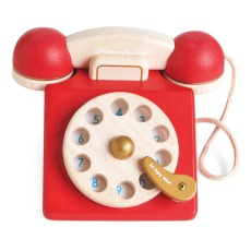 product-Le Toy Van Vintage Telephone Toy