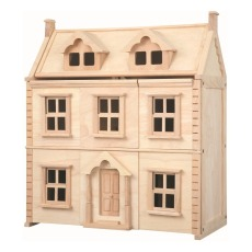 product-Plan Toys Wooden Victorian Doll House