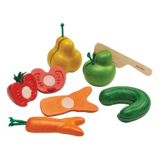 "product-Plan Toys ""Ugly"" Choppable Fruit and Veggie Toys"