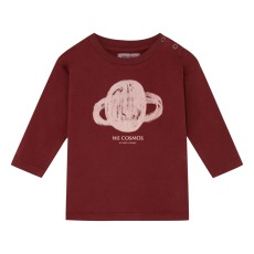 product-Bobo Choses Planet ML Organic Cotton T-shirt