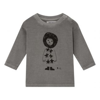 Eskimo Organic Cotton T-shirt Grey